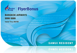 Samui Resident Card Members
