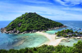 Koh Tao, Zoom sur l'île de la tortue